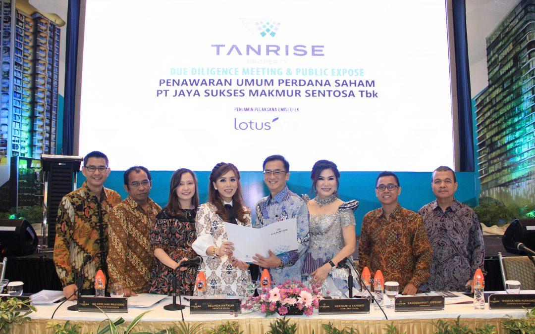 Public Expose Tanrise Property