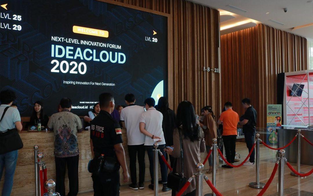 Tancorp Dorong Pertumbuhan Wirausahawan Muda Lewat IDEACLOUD 2020